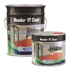Neodur FT Clear - 2 kg